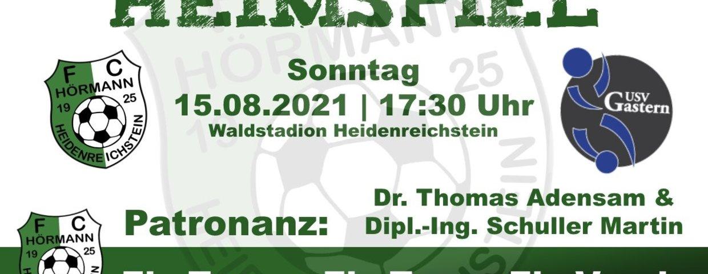 FC Heidenreichstein - USV Gastern